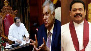 श्रीलंका: प्रेसिडेंट सिरिसेना ने राजपक्षे को पीएम नियुक्त करने के लिए जारी किए गजट नोटिफिकेशन