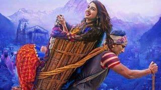 'Kedarnath' का पोस्टर रिलीज, पिट्ठू की भूमिका में नजर आए सुशांत सिंह राजपूत