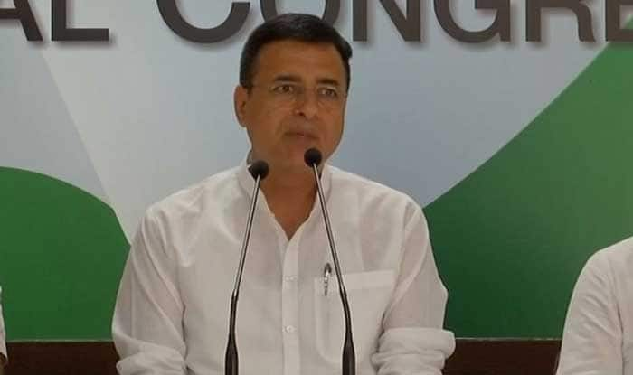 Jind By-election: Congress Fields Randeep Surjewala Against INLD's Digvijay Chautala And BJP's Krishan Midha