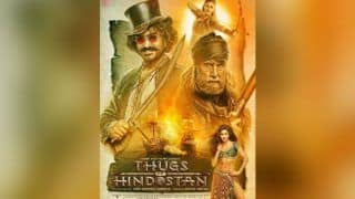 Thugs of Hindostan New Poster Out: Aamir Khan, Amitabh Bachchan, Fatima Sana Shaikh And Katrina Kaif Ready to Take Over The Battle