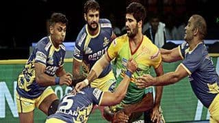 Pro Kabaddi League 2018 Tamil Thalaivas vs Patna Pirates Live Score Streaming And Updates:  New-Look Tamil Thalaivas Hammer Defending Champions Patna Pirates 42-26 in Opener
