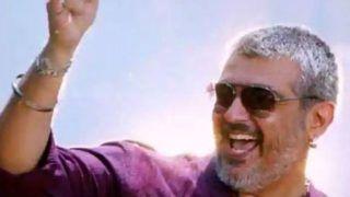 Thala Ajith's Peppy Song Aaluma Doluma From Vedalam Crosses 50 Million Views, Watch