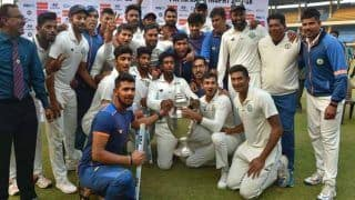 VCA Announces Rs 3 Crore Prize Money For Victorious Ranji Champions Vidarbha