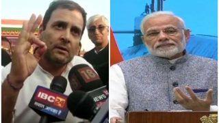 राहुल ने पीएम मोदी को फिर मारा ताना, देश में लोकतंत्र रो रहा है क्योंकि 'चौकीदार ही चोर' है