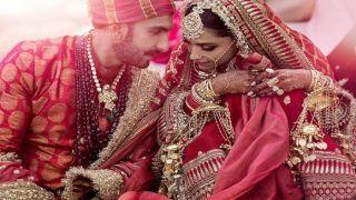 खत्म हुआ इंतजार, रणवीर-दीपिका की शादी की पहली तस्वीरेंयहां देखिए