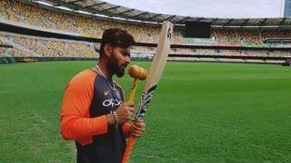 India vs Australia 2018: Rishabh Pant Gives us a Demo, Explains What Needs to be Done to Get Bat Match Ready | WATCH