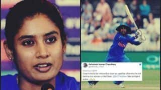 ICC Women's World T20: Mithali Raj Blames Ramesh Powar of 'Bias', Twitter Lashes Out at Coach, Diana Edulji