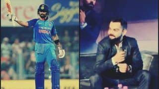 Virat Kohli Reverts Smartly After Being Asked About Criticism in The Social Media -- WATCH