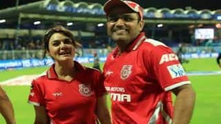Indian Premier League: Virender Sehwag Parts Ways With Kings XI Punjab, Announces News on Twitter