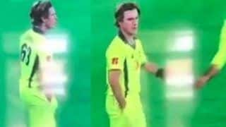 Australia vs South Africa 3rd ODI: Was Adam Zampa Caught Ball-Tampering. Here's The Real Truth -- WATCH