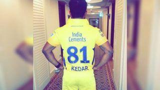 Indian Premier League 2019: Kedar Jadhav Joins Harbhajan Singh in Thanking Chennai Super Kings For Retaining Him