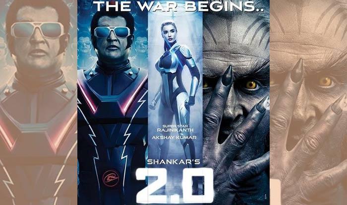 2 0 Hindi Version Box Office Collection Day 1 Rajinikanth Akshay Kumar Movie Earns Rs 20 25 Crore