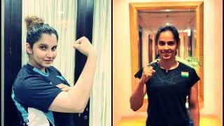 Saina Nehwal And Sania Mirza Join Virat Kohli for #JerseyKnowsNoGender to Support Harmanpreet Kaur-Led Women's Cricket Team