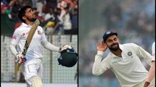 Bangladesh vs Windies 1st Test: Mominul Haque Joins Virat Kohli to Score Most Test Centuries in 2018