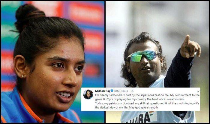 Mithali Raj Slams Coach Ramesh Powar's 'Aspersions', Says Her Patrioti...