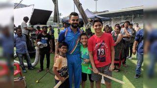 Children's Day 2018: India Captain Virat Kohli Meeting Kids Will Melt Your Heart | PIC