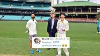 Cricket Australia XI vs India: Virat Kohli Gets TROLLED For Not Wearing The Correct Outfit For Toss | PIC