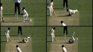 गेंदबाजी के दौरान उमेश यादव गिरे धड़ाम, होते-होते बची अनहोनी, WATCH