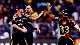 Indian Premier League 2019: Former Kolkata Knight Riders' Mitchell Johnson Bashes Fan For Trolling Him
