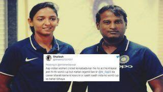 After Mithali Raj, Ramesh Powar's Cryptic Tweet Gets TROLLED Heavily on Social Media