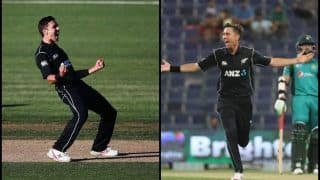 WATCH: Trent Boult Removes Fakhar Zaman, Babar Azam And Mohammed Hafeez to Bag a Hat-Trick in Pakistan vs New Zealand 1st ODI