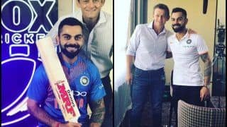 India vs Australia 2018: Adam Gilchrist Enjoyed Talking to Virat Kohli, Says he Owes Him a Dinner