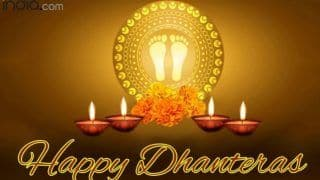 Dhanteras 2019: Know The Significance, Importance, History And Puja Muharat of The Auspicious Festival