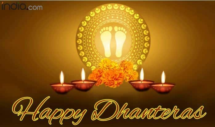 Happy Dhanteras 2018 Wish Your Loved Ones With These
