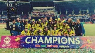 Australia vs England ICC Women's World T20 Finals: Australia Clinch Record Fourth Title After Beating England by 8 Wickets