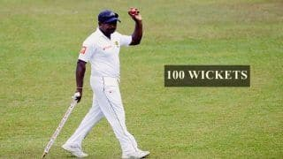 Sri Lanka vs England 1st Test Day 1 Galle: Rangana Herath Creates Record, Joins Muttiah Muralitharan, James Anderson in Farewell Test to Become Third Bowler to Pick 100 Wickets at a Venue