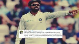 Day After India Captain Virat Kohli Slams Fan, Harsha Bhogle Explains What May Have Prompted Cricketer to React That Way