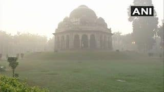 Delhi Air Delhi Pollution: Air quality Index at Lodhi Area in 'Poor' Category; PM 2.5 Recorded at 273