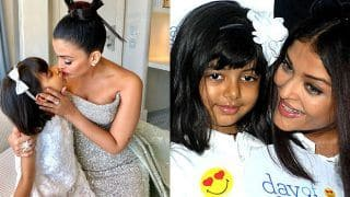 Happy Birthday Aishwarya Rai Bachchan: 17 Stunning Pictures of The Diva With Her Adorable Daughter Aaradhya Bachchan