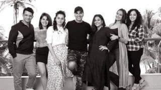 Akshay Kumar Posts Picture of Cast of Mission Mangal Which is Based on India's Mars Mission