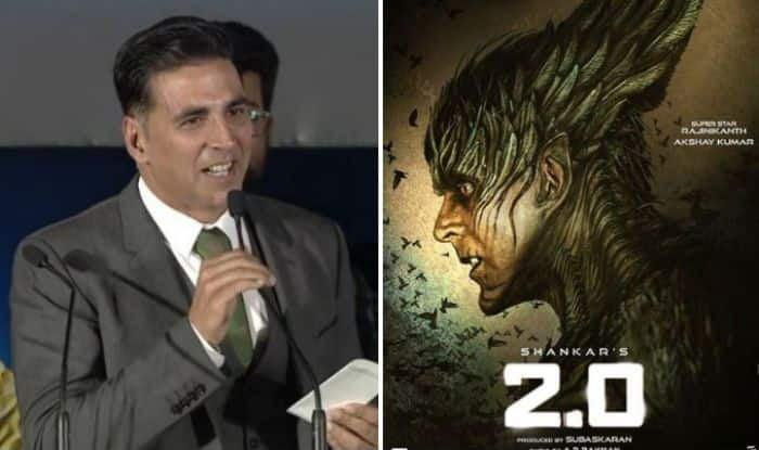 Akshay Kumar Gives a Speech in Tamil at 2.0 Trailer Launch And Gets Wide Applause From Twitterati; Video Goes Viral