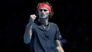 Roger Federer Says Alexander Zverev Could Win a Grand Slam This Year