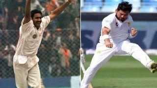 20 साल बाद पाक गेंदबाज ने दोहराया कुंबले का कारनामा, एक दिन में झटके 10 टेस्ट विकेट