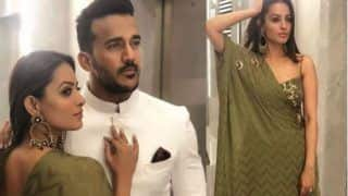Naagin 3 Actress Anita Hassanandani And Her Husband Rohit Reddy's Latest Pictures Are Bold And Beautiful