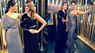 Anushka Sharma Poses For Selfie With Her Interactive Wax Statue at Madame Tussauds in Singapore