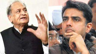 राजस्थान कांग्रेस में नेताओं की बयानबाजी पर आलाकमान नाराज, गहलोत के खिलाफ बोलने वाले MLA को नोटिस
