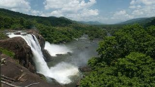 You Can Experience Both Adventure And Serenity at Athirapally Waterfalls