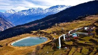 Auli in Uttarakhand Offers Some of The Best Adventure Sports in India