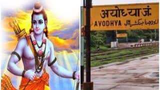 Shiv Sainiks Embark 2 Special Trains For Ayodhya Visit