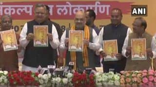Chhattisgarh Assembly Election 2018: BJP Releases Manifesto With Special Focus on Farmers And Youth