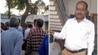 सीतापुर: नगर-पालिका का अधिशाषी अधिकारी 1 लाख की रिश्वत लेते रंगे हाथों पकड़ा गया