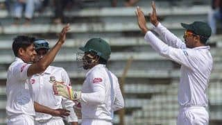 Bangladesh vs West Indies: Mehidy Hasan's Career Best 7-58 Helps Bangladesh Win by an Innings And 184 Runs to Take 2-0 Lead
