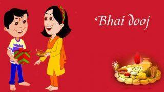Bhaidooj 2020: Know Bhaidooj Tilak Shubh Muharat and Rituals to Be Followed