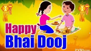 Bhai Dooj 2019: This is How This Festival Started in India