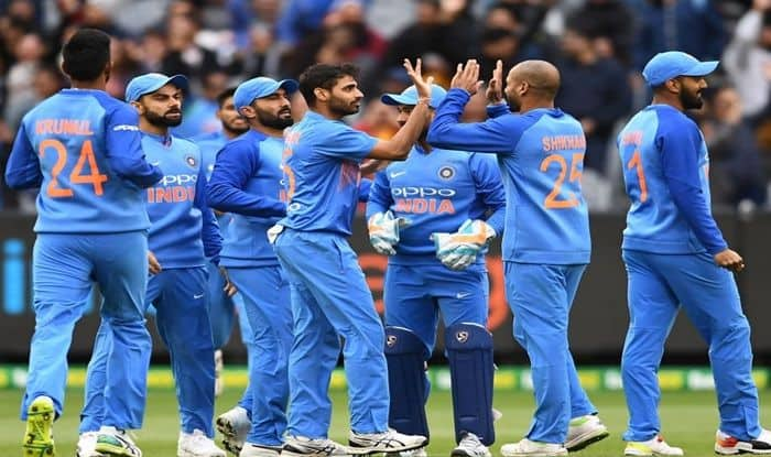 India vs Australia 2018 2nd T20I Intermittent Rain Denies Virat Kohli Led India a Shot at Levelling Series Against Australia Hosts Lead Series 1-0