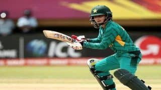 Captain Bismah Maroof Wants India to Play Bilateral Matches Against Pakistan